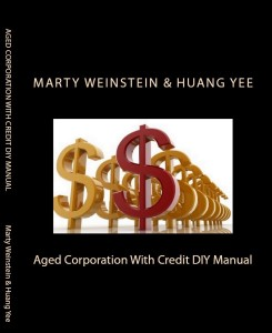 aged corporatioons with credit, shelf corporations, business loan